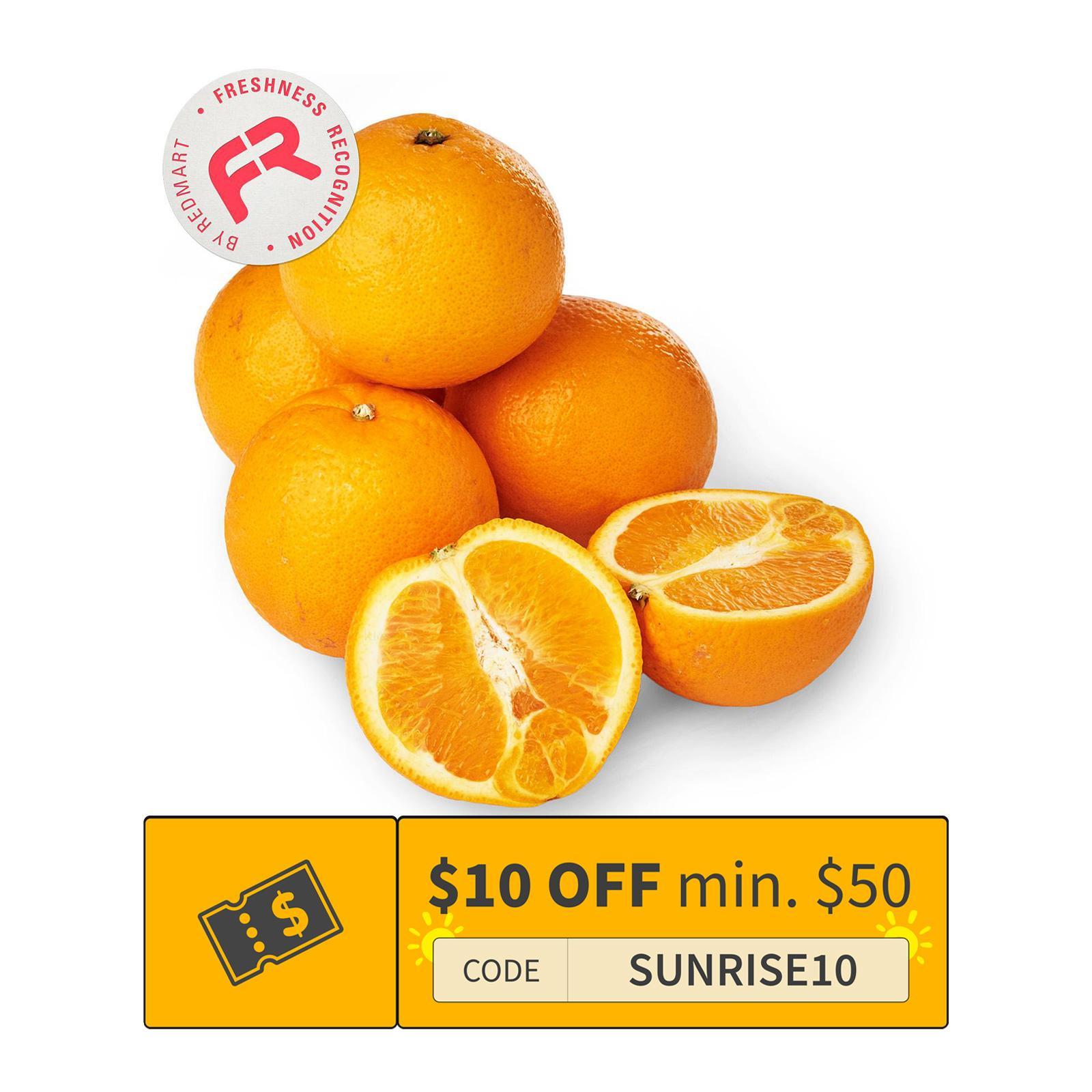 Sweet & Juicy Oranges