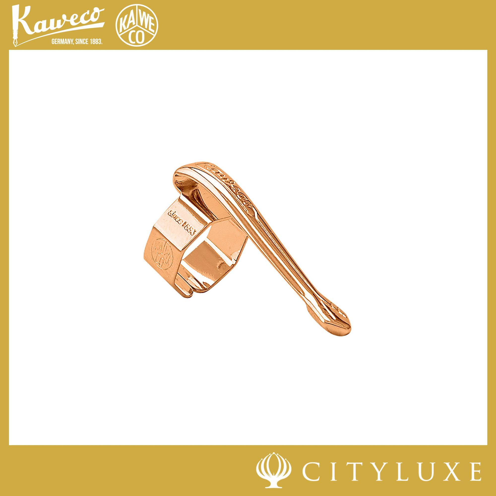 Kaweco Sport / Special Nostalgic Octagonal Pen Clip Chrome / Gold / Bronze / Black - For Kaweco Sport Series Classic Retro Pen Accessories.