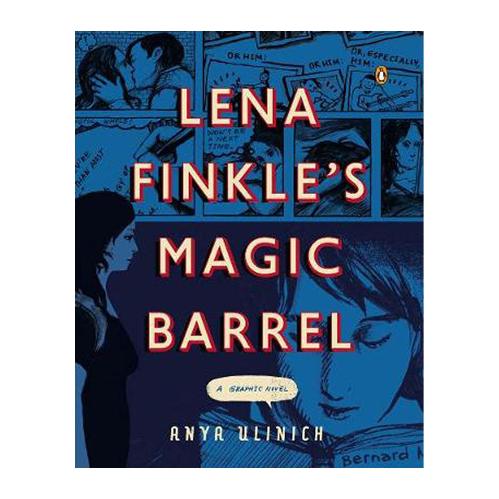 Lena Finkles Magic Barrel: A Graphic Novel (Paperback)