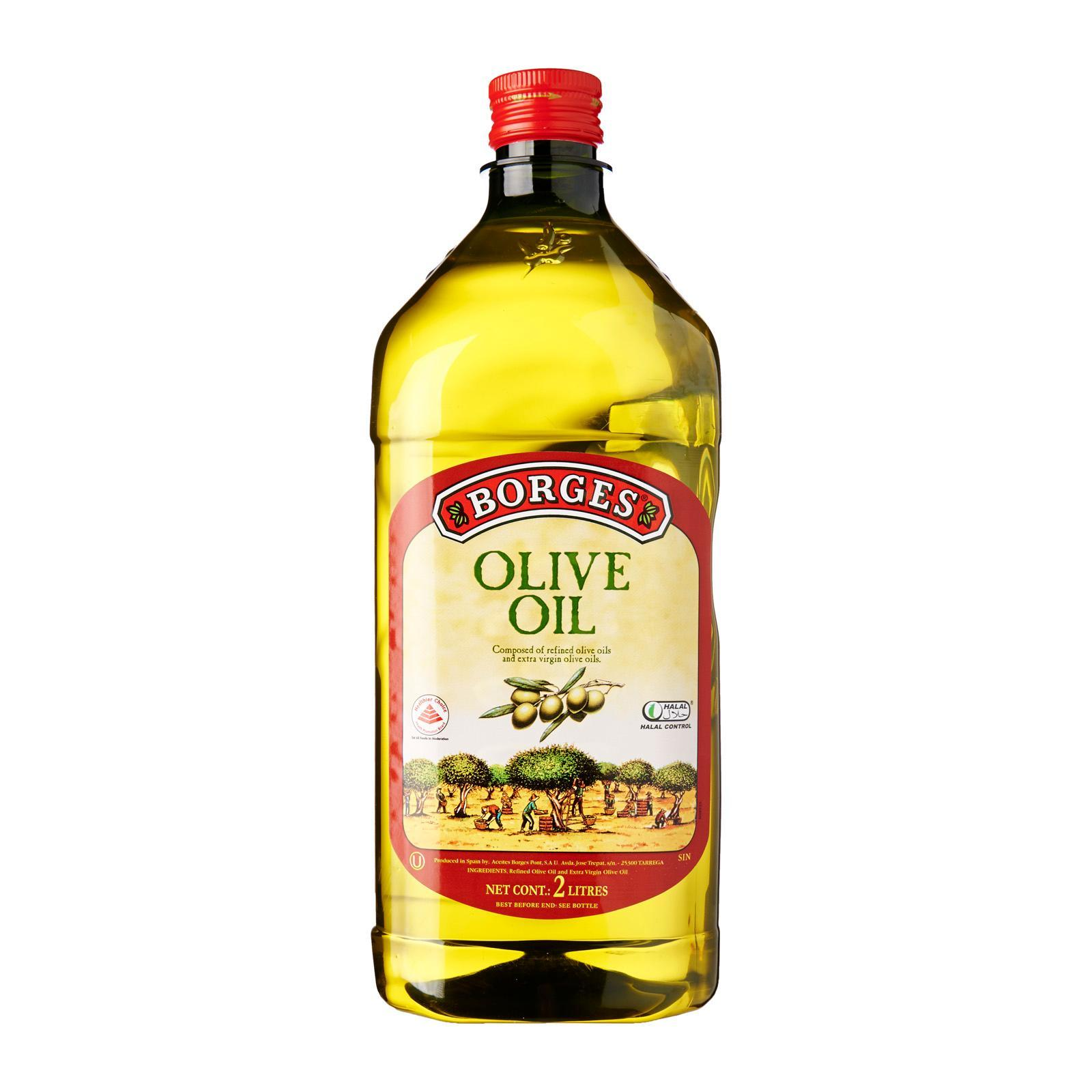 Borges Classic Olive Oil