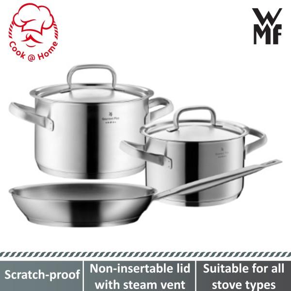 WMF Gourmet Plus 3-pieces Cookware Set 0720136030 Singapore