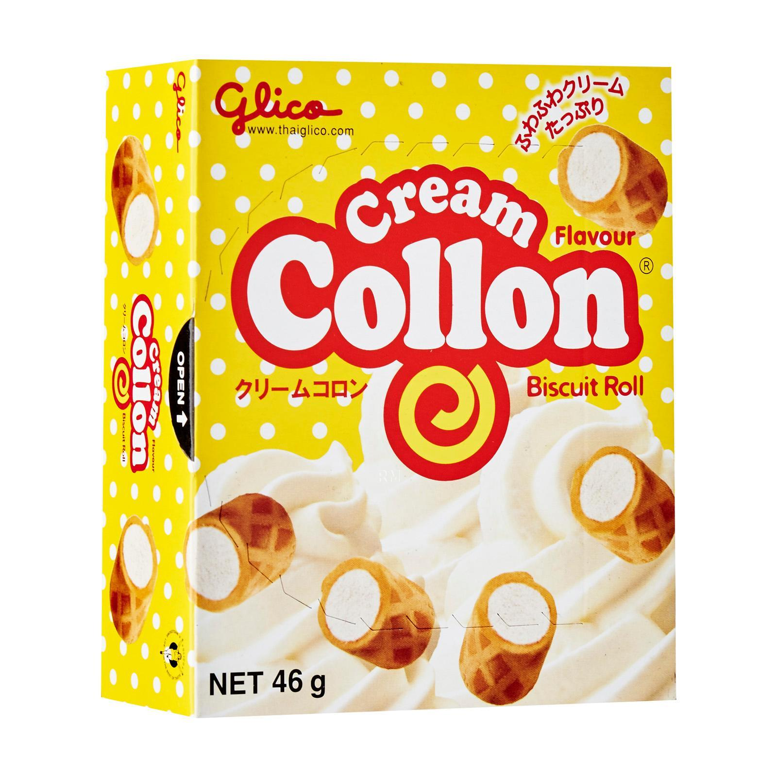 Collon Cream Biscuit Roll