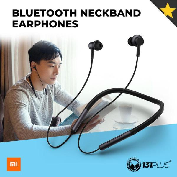 Xiaomi Bluetooth Neckband Earphones Singapore