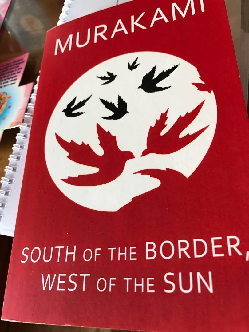 South of the Border, West of the Sun Murakami