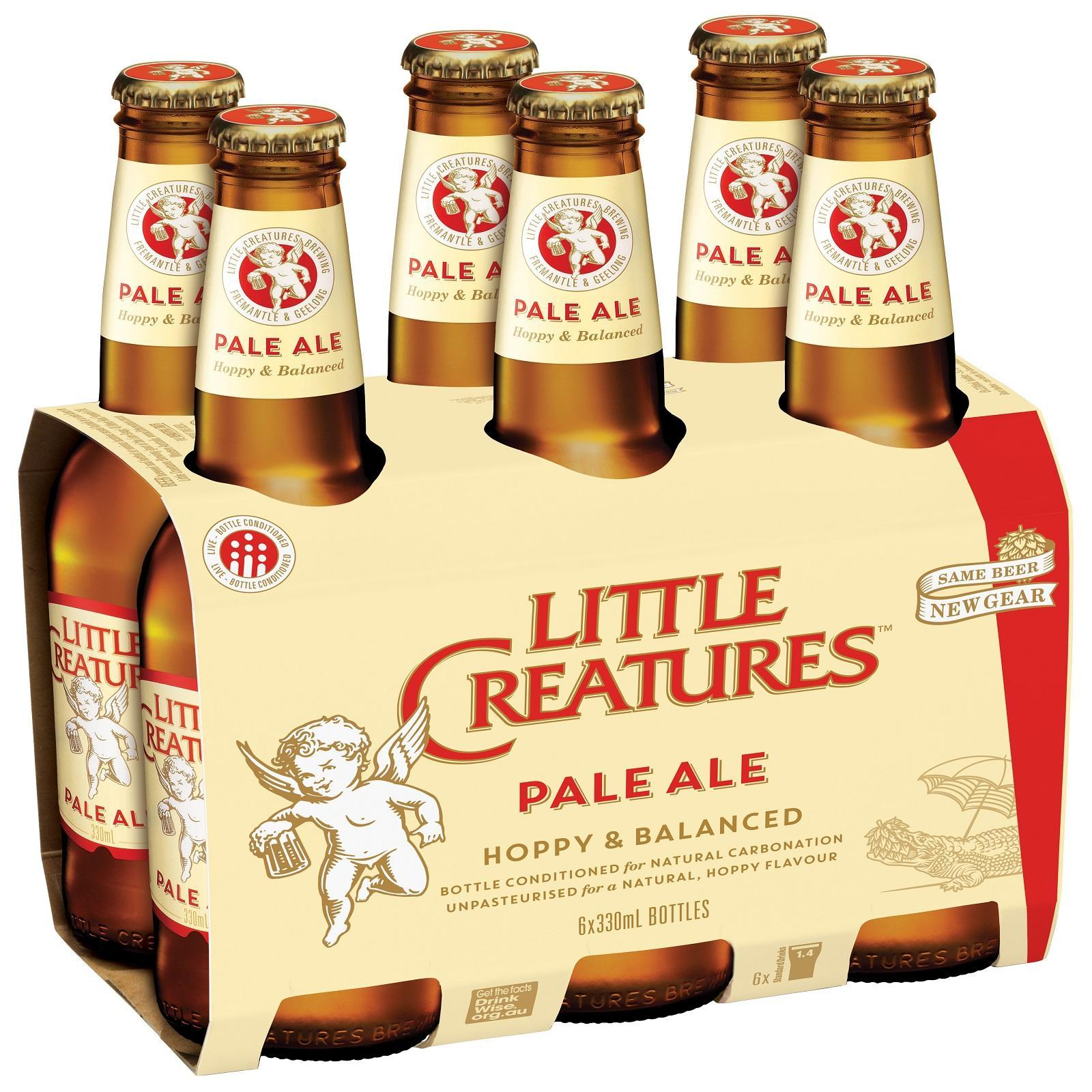 Little Creatures Bottle Beer - Bright Ale