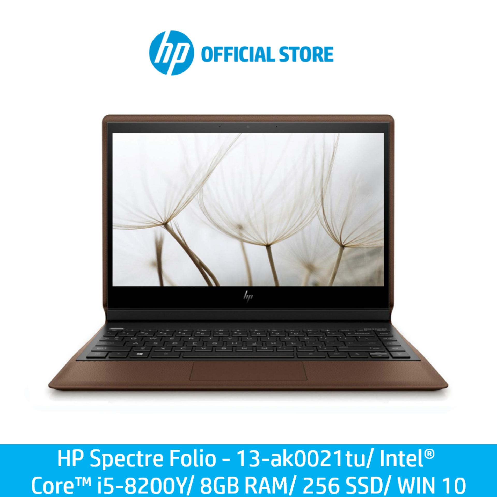 HP Spectre Folio Laptop - 13-ak0021tu Intel Core i5-8200Y Processor 8GB LPDDR3-1866 SDRAM 256GB PCIe NVMe M.2 SSD Window 10