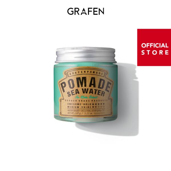 Buy [GRAFEN] Sea Water Pomade 100g Singapore