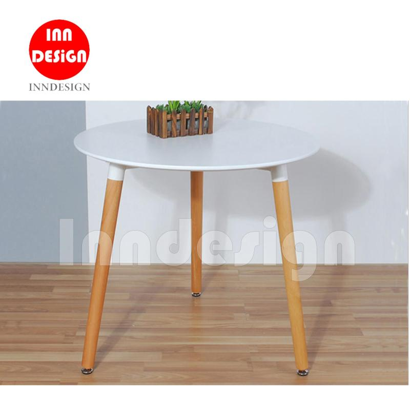 Eames Dining Table (White)