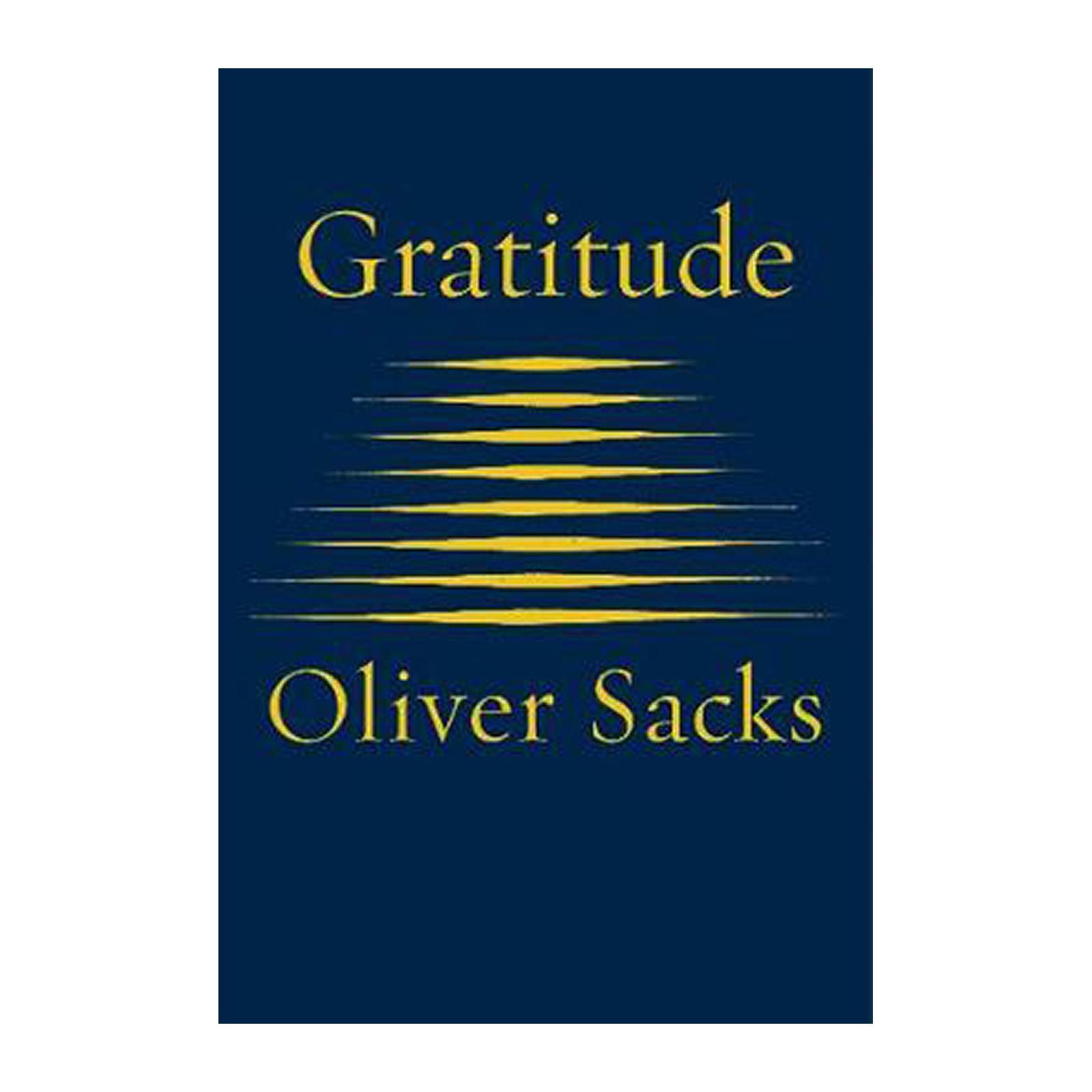 Gratitude (Hardcover)