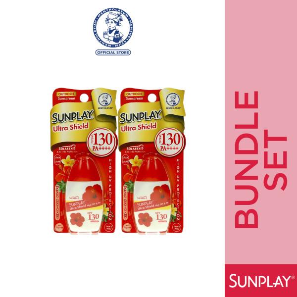 Buy [Bundle of 2] Sunplay Super Block Lotion SPF 130 35g Singapore