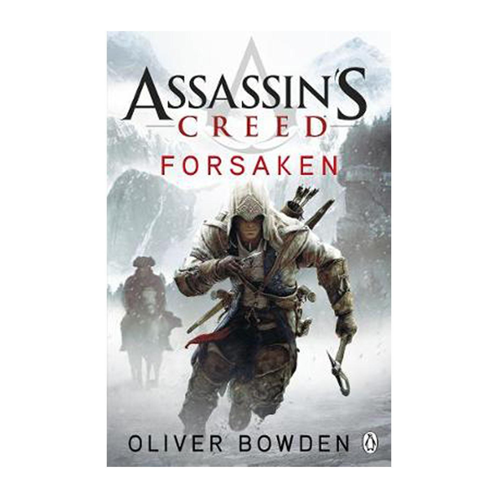 Forsaken: Assassins Creed Book 5 (Paperback)