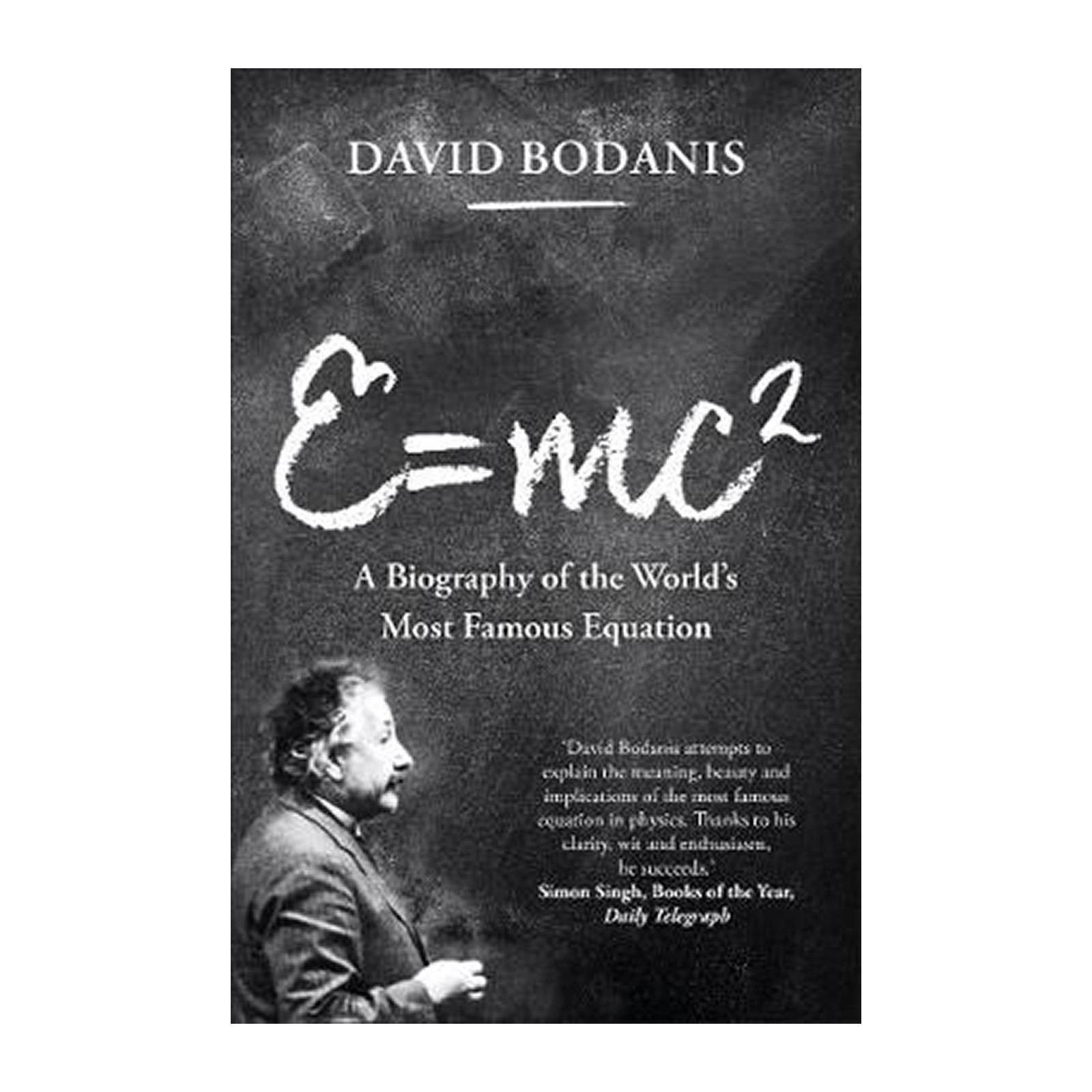 E=mc2 (paperback) By Redmart.
