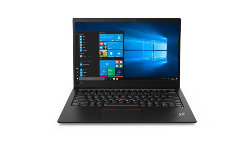 Lenovo ThinkPad X1 Carbon Gen 7 (20QD003QSG) - Intel® Core™ i7-8565U / Windows 10 Pro 64 / 16 GB Soldered LPDDR3 / 1 TB SSD / Intel® UHD Graphics 620 / 4G LTE Fibocom L850-GL
