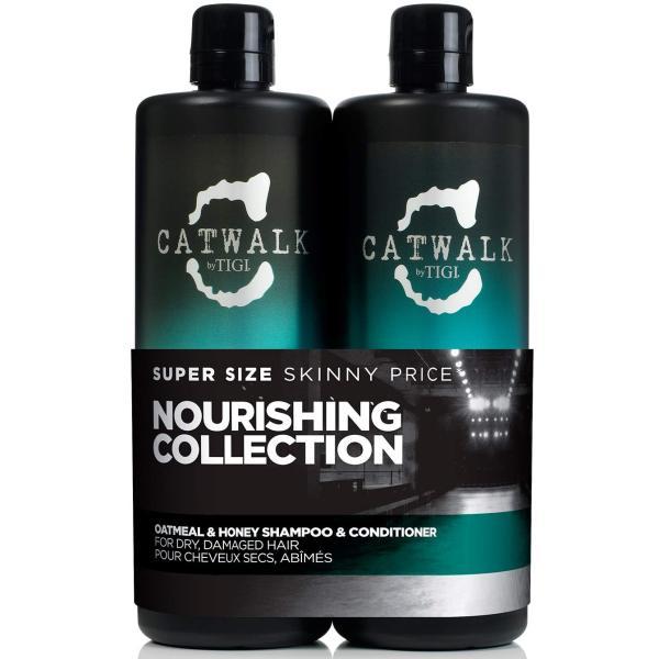 Buy TIGI Catwalk Oatmeal & Honey Shampoo and Conditioner set 2 x 750ml Singapore