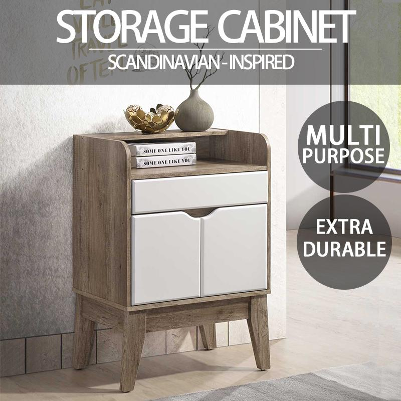 [FREE DELIVERY,INSTALLATION]  SO Cevo Storage Cabinet