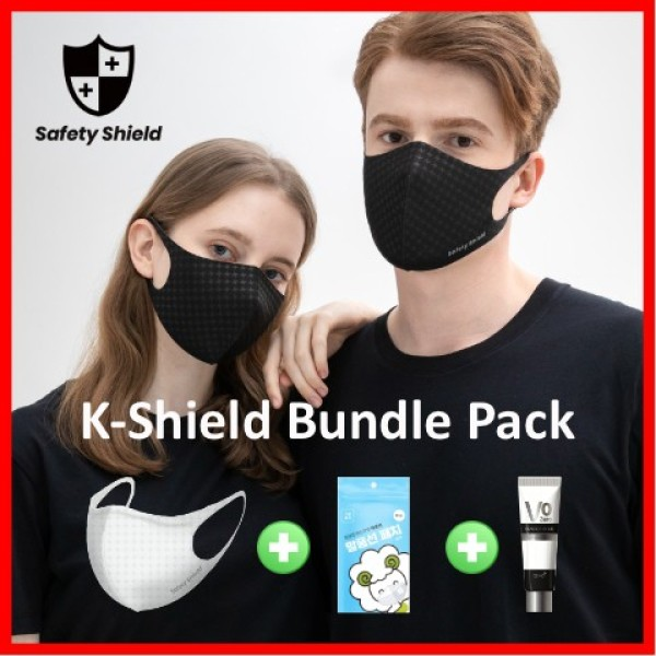 Buy hand sanitizer [K-Shield Bundle Pack] 3 Layers Reusable Copper Mask+Aroma Mask Refresher+Premium Hand Sanitizer! Only S$10.90! Singapore
