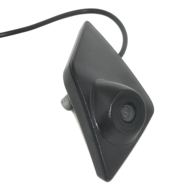 Color CCD Car Vehicle Logo Front View Mark Parking System Camera For Renault-Koleos Logo Mark Camera Night-Vision Giá Tiết Kiệm Nhất Thị Trường