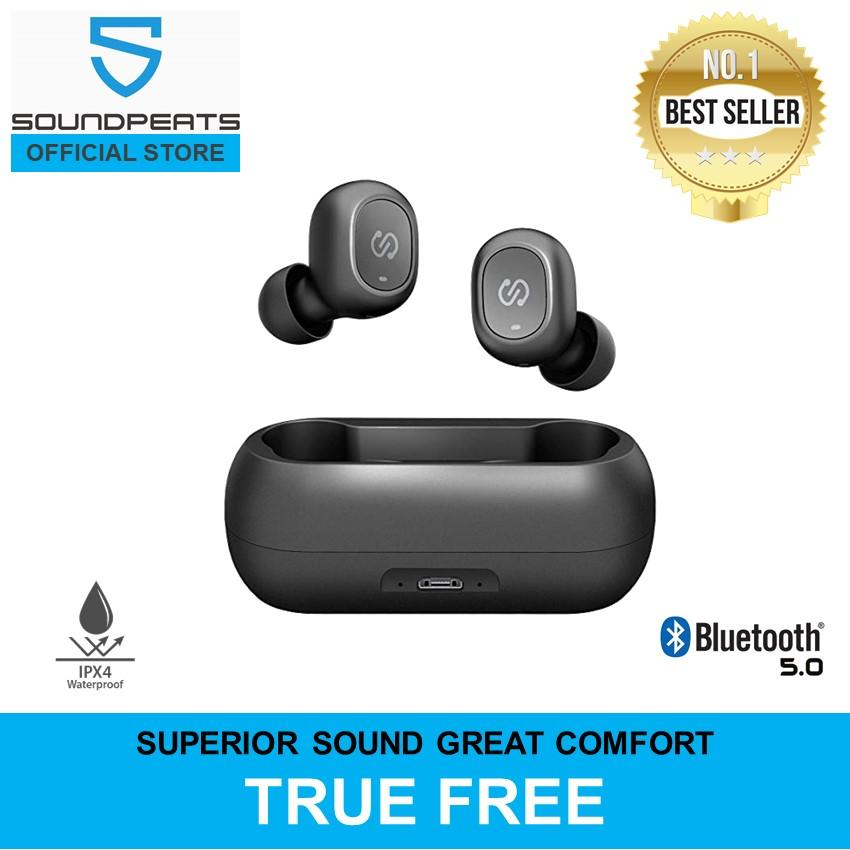 SoundPEATS True Free Wireless Earbuds