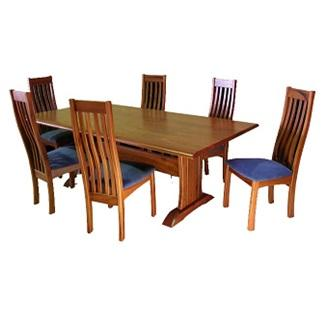 Sheldon Leeuwin Rectagular Dining Table