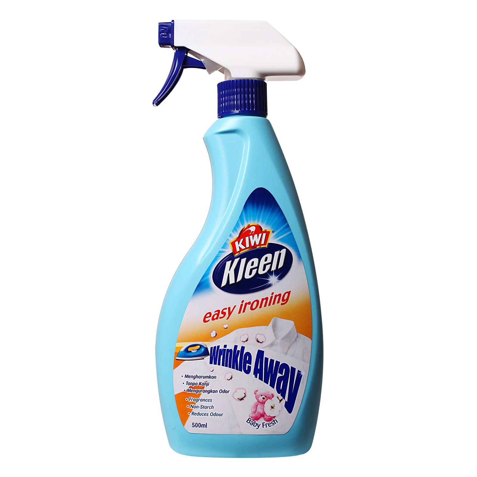 Mr Muscle Easy Ironing Trigger Baby Fresh