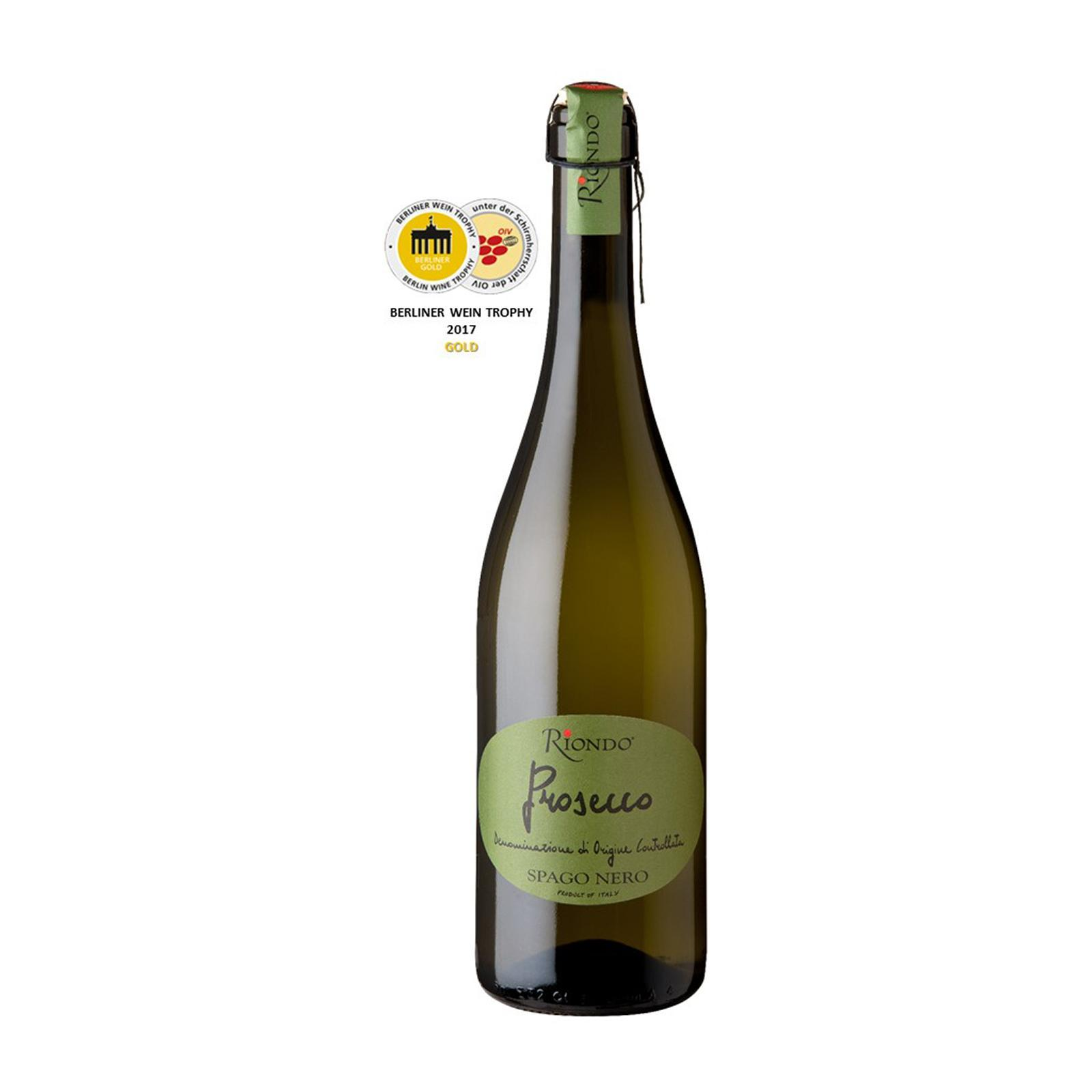 Riondo Prosecco Spago DOC Vino Frizzante - By Wines4you