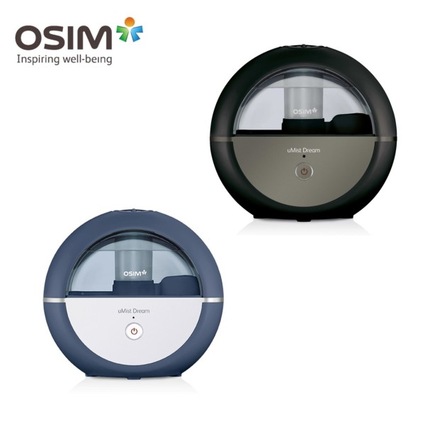 OSIM uMist Dream Air Humidifier Bundle (2pcs) Singapore