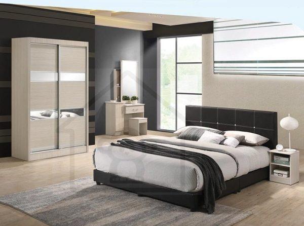 4 IN 1 BEDROOM SET
