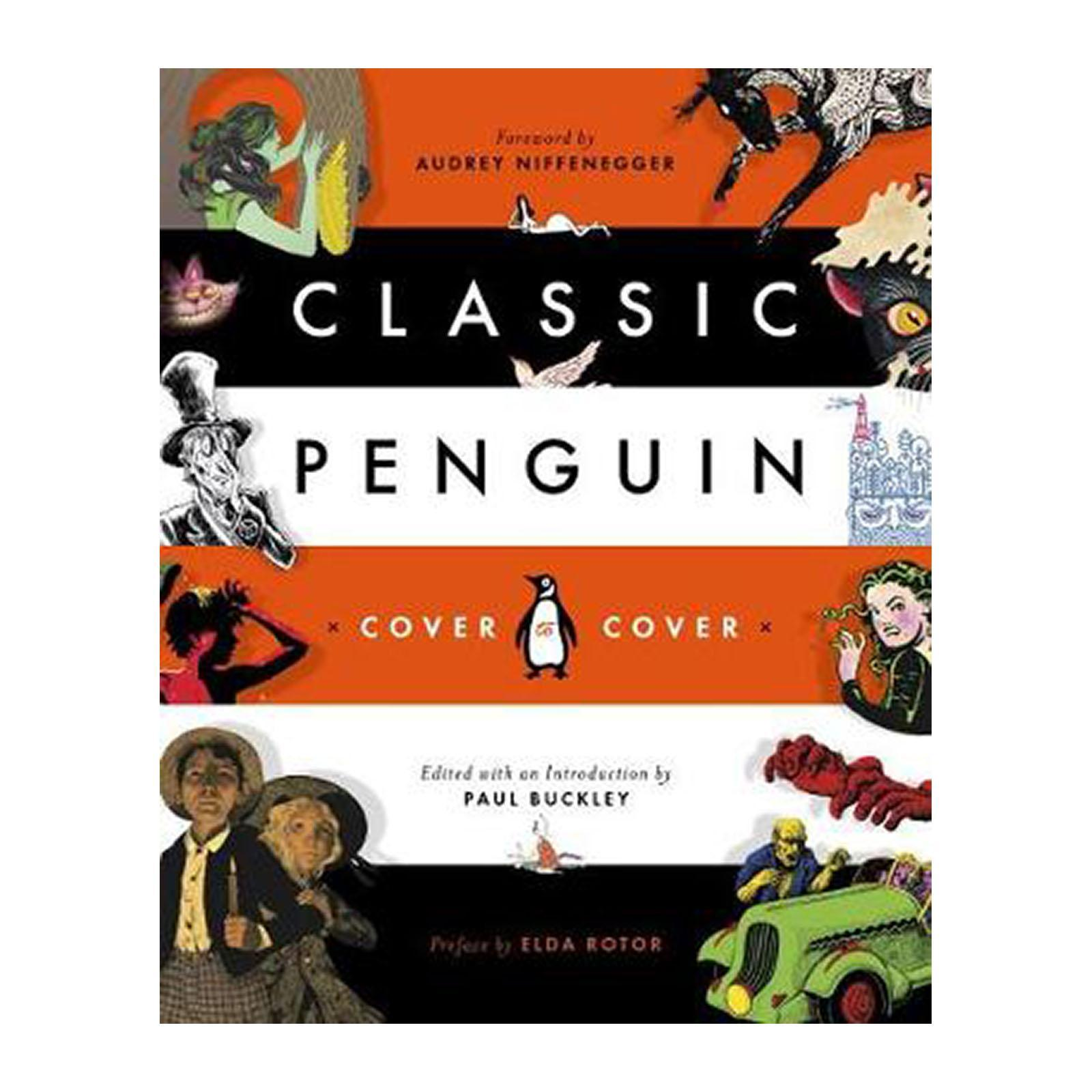 Classic Penguin: Cover To Cover (Paperback)