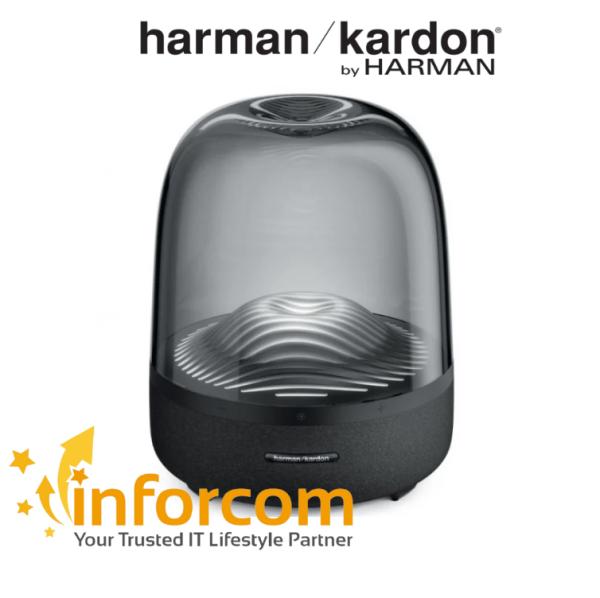 Harman Kardon Aura Studio 3 Portable Wireless Bluetooth Speaker with Ambient Light Lighting Singapore
