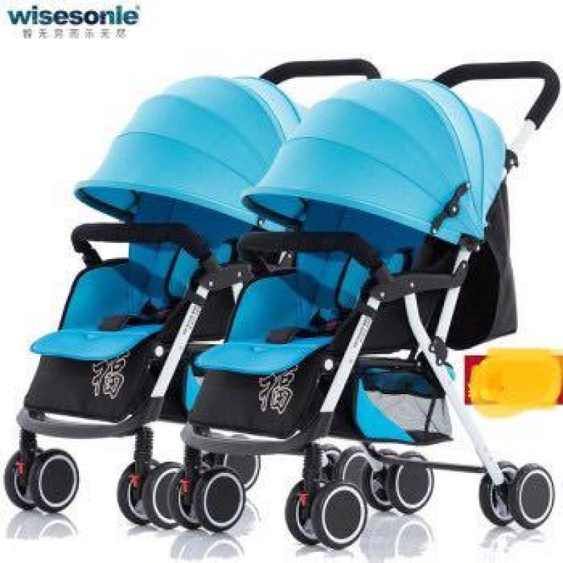 Detachble Baby stroller/ twin baby stroller/double stroller Singapore