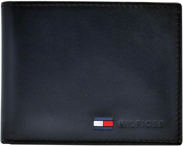 Tommy Hilfiger Mens Multi-Card Wallet with Removable Passcase (2 Colours Available)