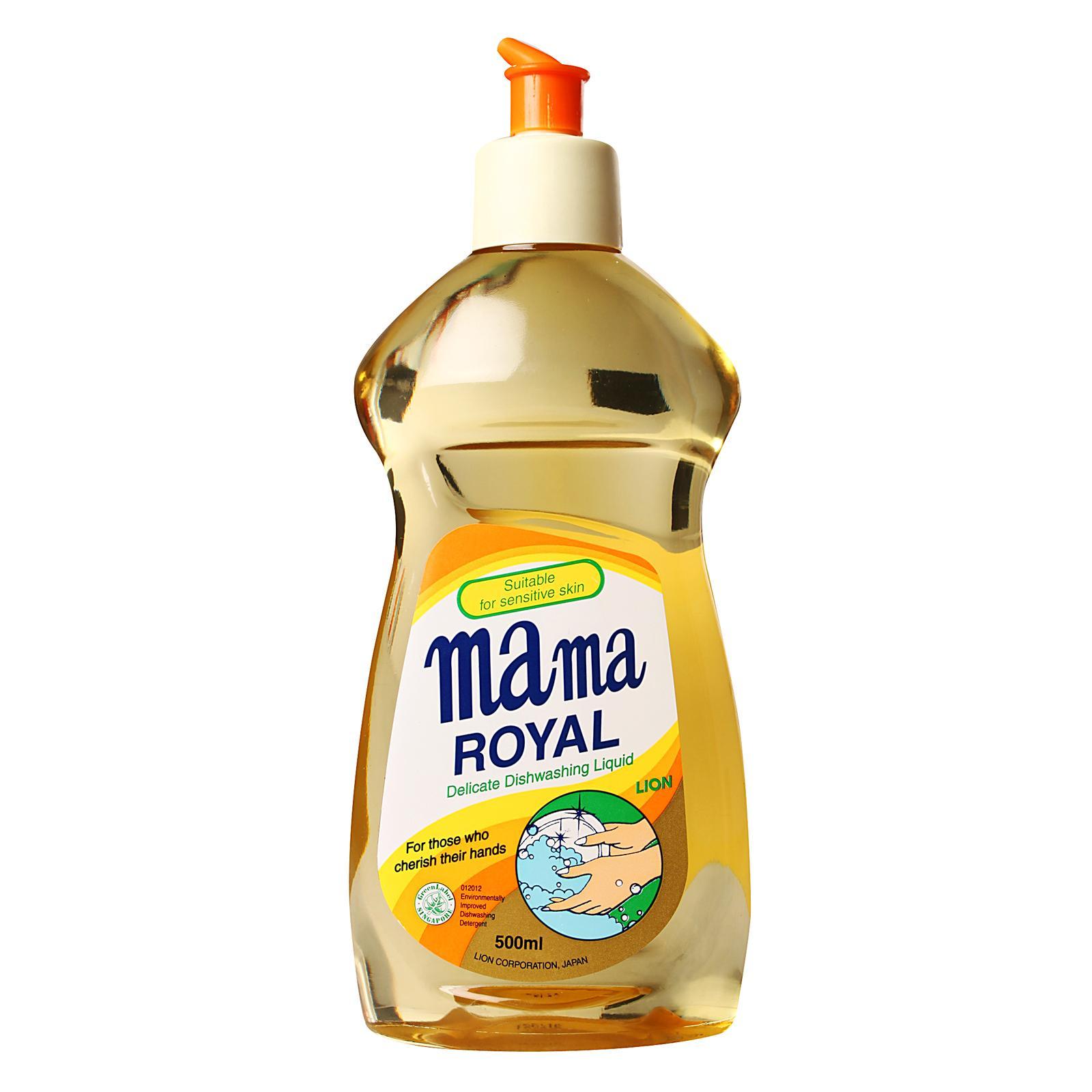 MAMA Dishwashing Liquid Royal Delicate 500ml