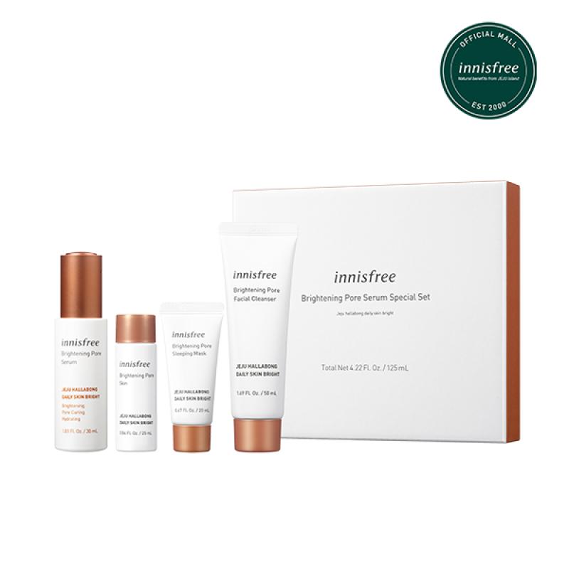 Buy innisfree Brightening Pore Serum Special Set Singapore