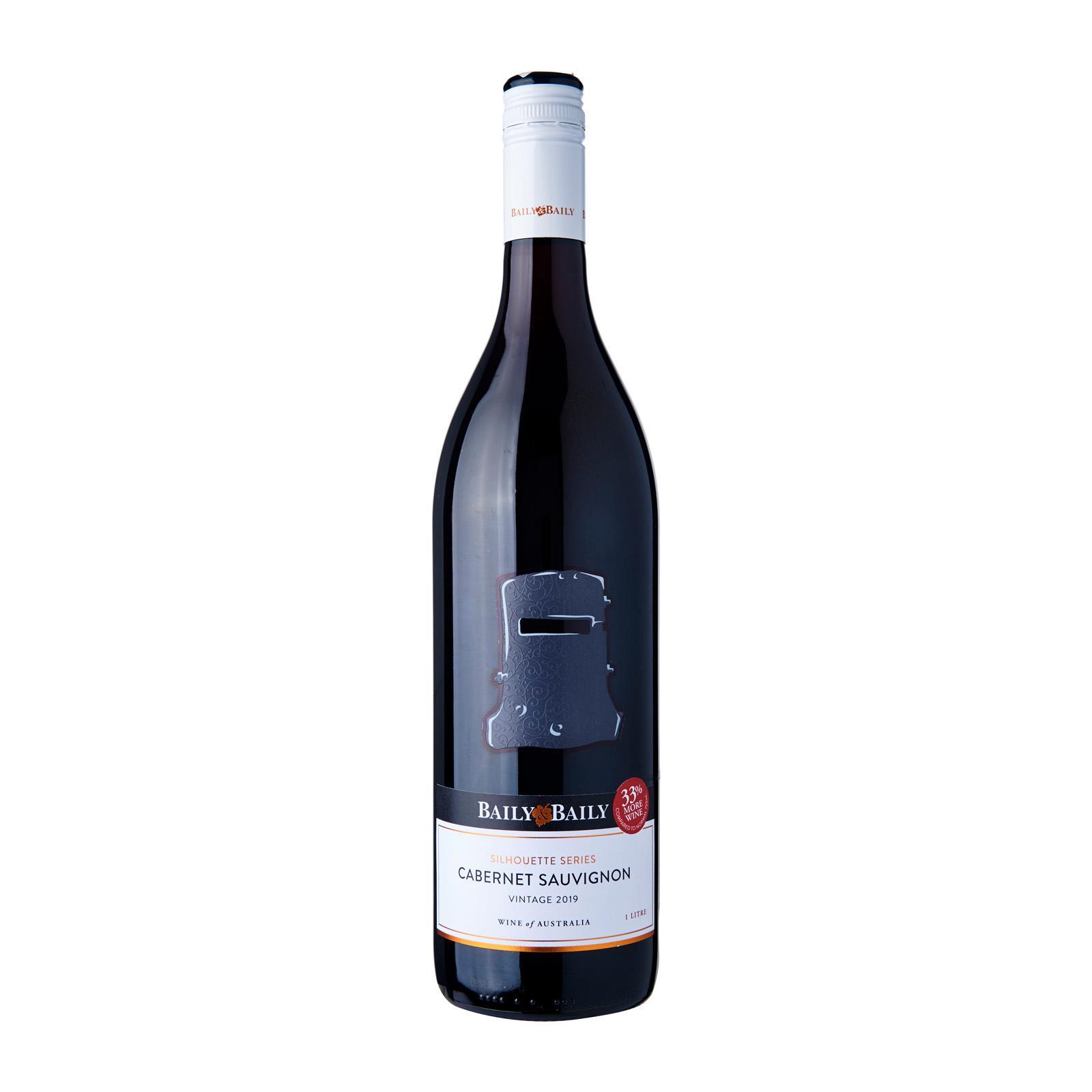 Baily and Baily Silhouette Cabernet Sauvignon Red Wine Australia