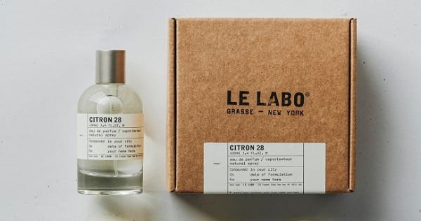 Buy Le Labo Citron 28 for Unisex Edp 100ml Singapore
