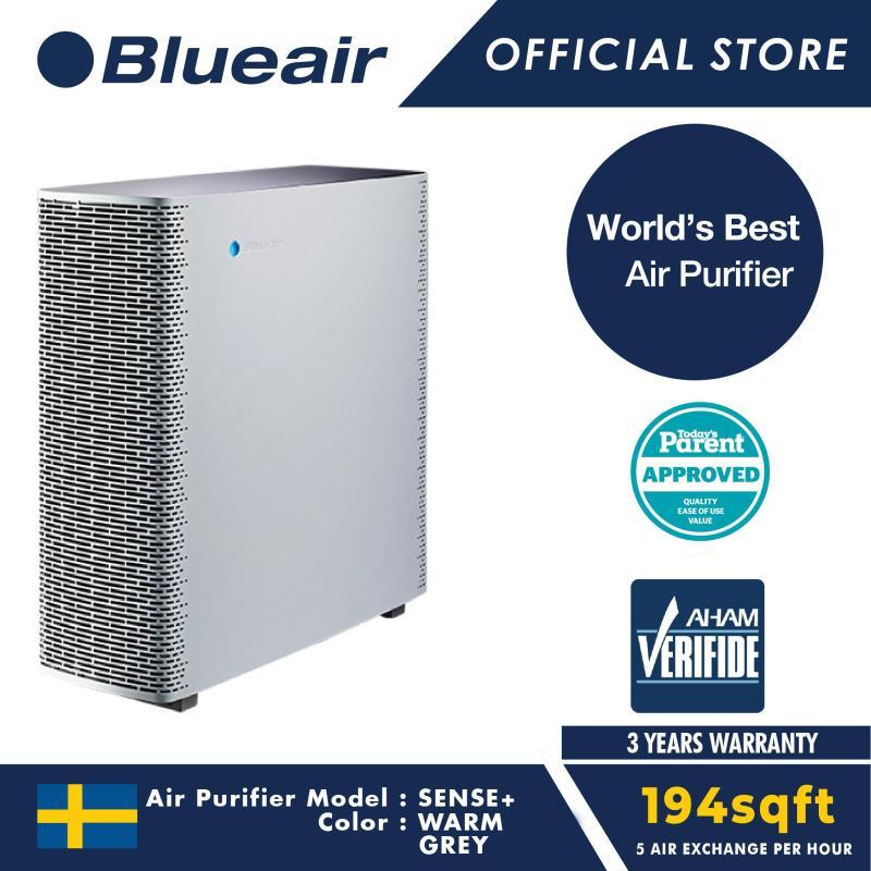 Blueair Air Purifier Sense+ (Warm Grey) Singapore