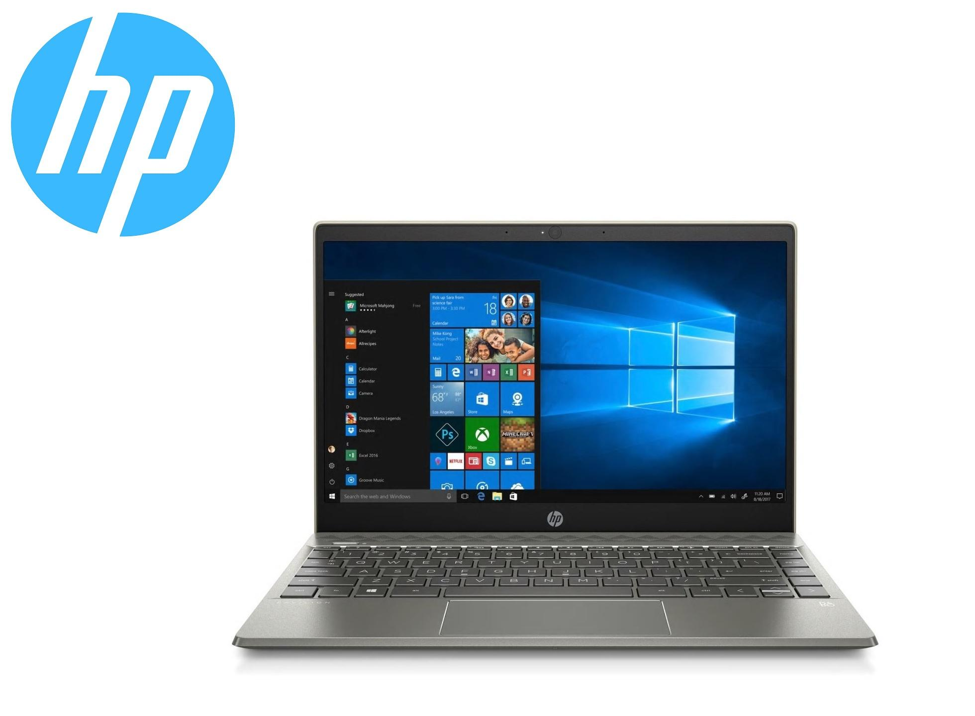 HP Pavilion Laptop 13-an0020TU - i7-8565U 8GB 512GB SSD WIN 10