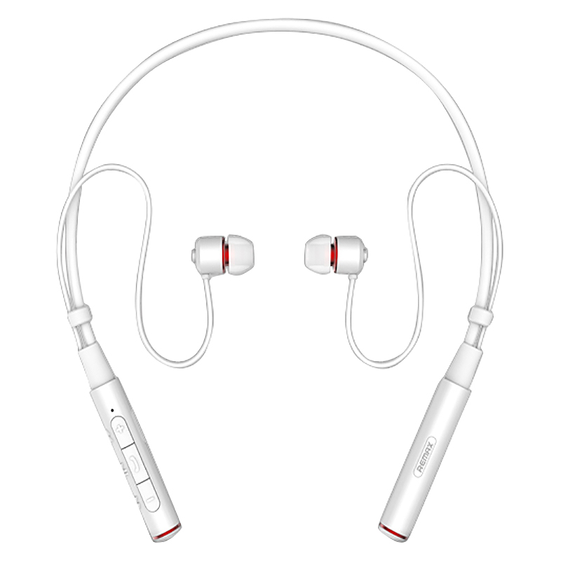 Bảng giá Remax Rb-S6 Sports Neckband Bluetooth Headset Wireless Stereo Music Earphone Bluetooth V4.1 Hd Mic Multi Connections for Iphone--White