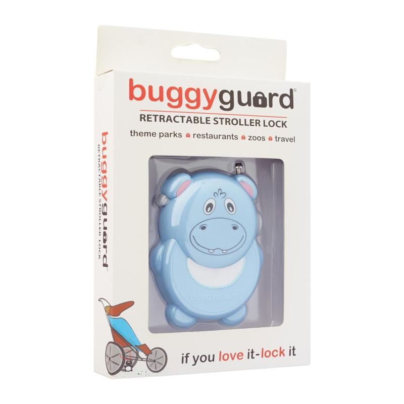 Buggygear Retractable Stroller Lock (Hippo) Singapore