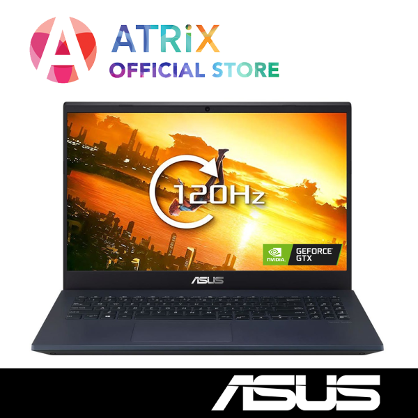 【Same Day Delivery】ASUS Vivobook Gaming F571LH-AL136T | 15.6 FHD 120Hz | GTX1650-4GB DDR6 | Wifi 6 AX | 512GB SSD | i5-10300H | 2Y ASUS Warranty | TUF GAMING A15 FA506