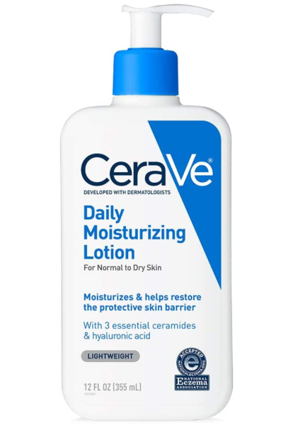 Buy Cerave Daily Moisturizing Lotion - For Normal to Dry Skin (355ml) Singapore