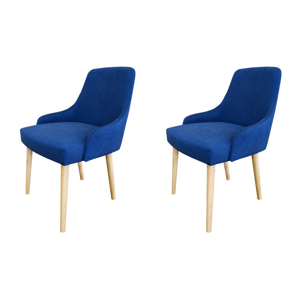 Sinclair Dining Chair, Set of 2 (Blue)