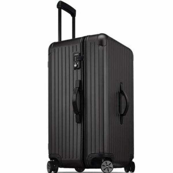 Scratch-resistant Sports Luggage Trolley case 32-inch Large Capacity Travel Suitcase