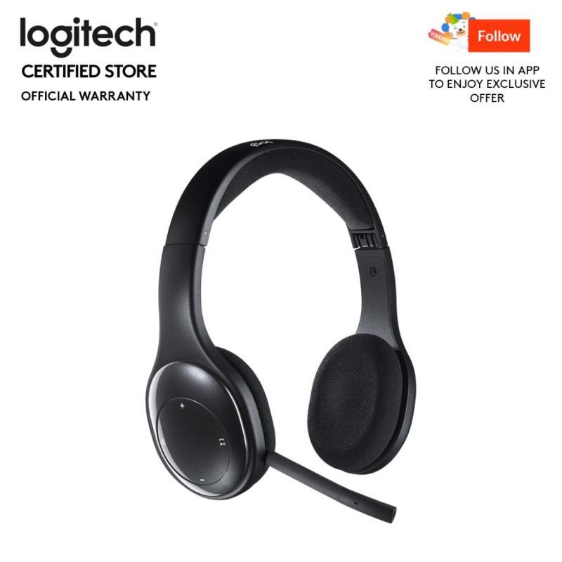 Logitech H800 Bluetooth and Wireless Headset Singapore