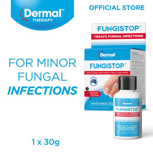Buy Dermal Therapy Fungistop 30ml Singapore