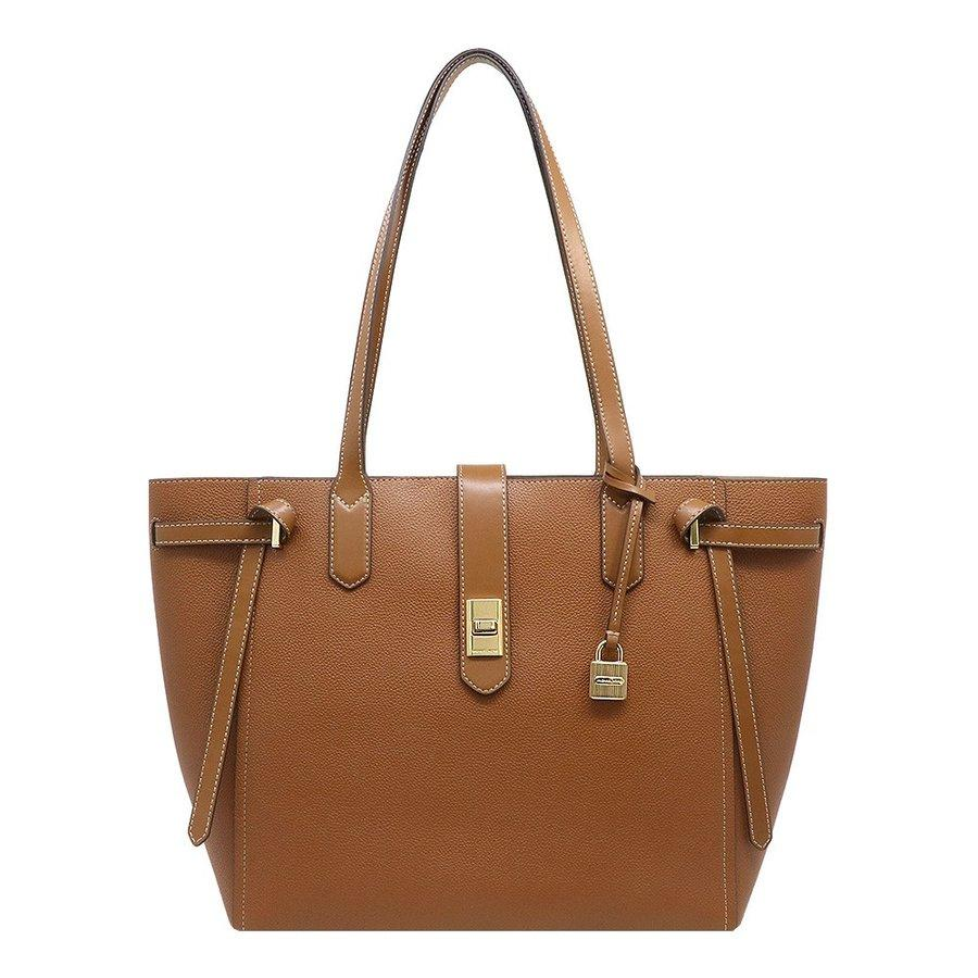e402f816cf0d NEW ARRIVAL Michael Kors Cassie Large Leather Tote Bag
