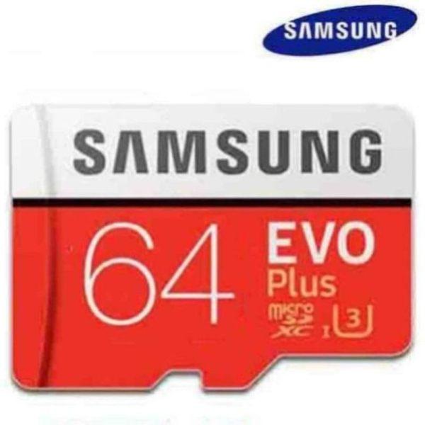 EVO Plus 32GB 64GB 128GB 256GB 512GB 1024GB 1TB Memory Micro SD Card XC Class 10 32G 64G 128G 256G 512G TF Mini Card + Free Reader