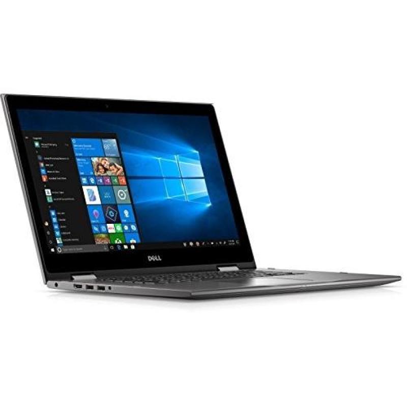 2018 Dell Inspiron 15 5000 15.6-inch Full-HD IPS Touchscreen 2-in-1 Convertible Premium Laptop PC, 8th Gen Intel Quad Core i5-8250U Processor, 8GB RAM, 256GB SSD, Bluetooth, Backlit Keyboard, Win 10