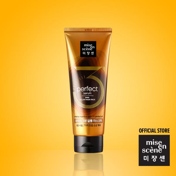 Buy MISE EN SCENE Serum 3min Salon Mask Pack 230ml Singapore
