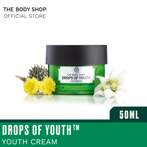 Buy The Body Shop Drops Of Youth™ Youth Cream (50ML) Singapore